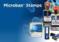 Carimbos Microban